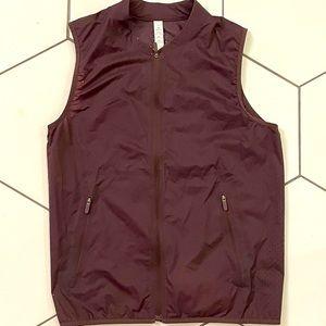Lululemon Windbreaker Vest